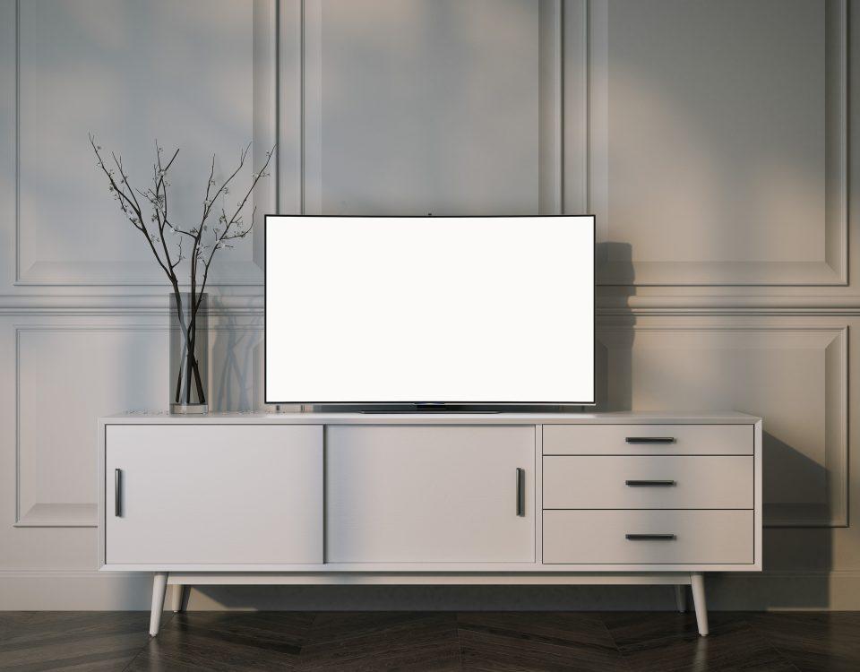 achat meuble télévision