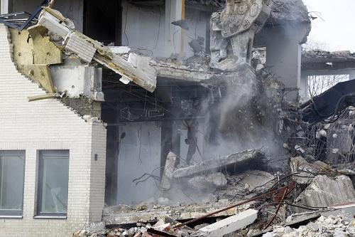 Démolition de maison à Annecy par une entreprise spécialisée